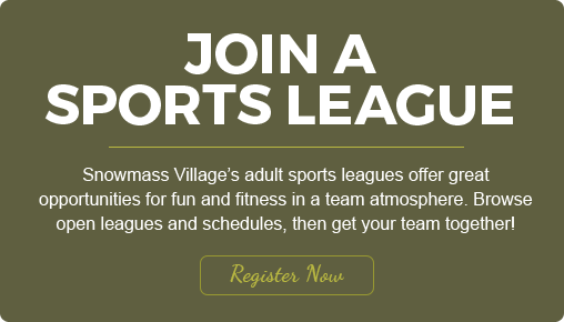 Join a Sports League