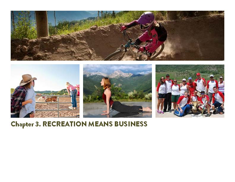 Chapter 3: Recreation Means Business