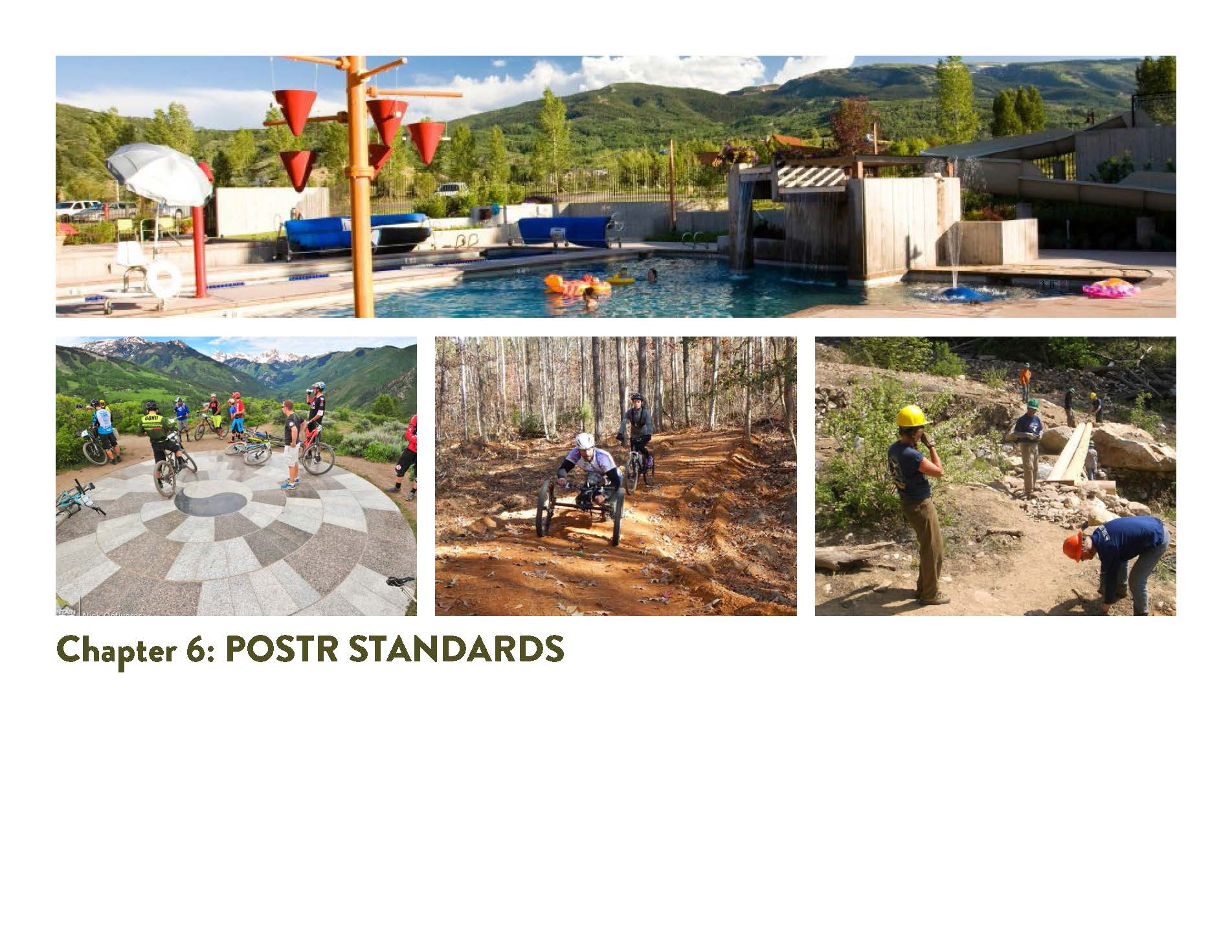 Chapter 6: POSTR Standards